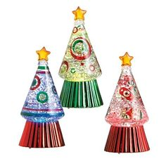 Christmas Tree Mini Shimmer Lights, Set of 3, Mini-Shimmer Lights by Midwest-CBK, Christmas Shimmer Lights $18.00 Shimmer Lights, Christmas Tree, Christmas Ornaments, Decorative Bells, Holiday Decor, Mini, Color, Home Decor, Teal Christmas Tree