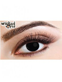 Wicked Eye Black Magic Cat Eye Contacts, Halloween Contacts, Black Contact Lenses, Blue Flames, Colored Contacts, Black Magic, Electric Blue, Predator, Eye Color