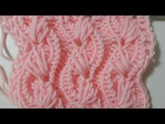 Drunk Road Knitting Moneli Detailed and simple video tutorial - Beginner Knitting Patterns, Knitting Videos, Crochet Stitches Patterns, Crochet Videos, Loom Knitting, Knitting Stitches, Knitting Designs, Crochet Designs, Stitch Patterns