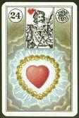 10 karet Lenormand pro nepohodu ve vztazích – Kartářka Svatava