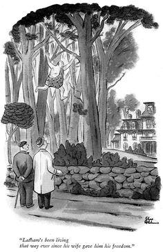 Chas Addams Original Addams Family, Addams Family Cartoon, Addams Family Quotes, Playboy Cartoons, Charles Addams, Morticia Addams, Adams Family, New Yorker Cartoons