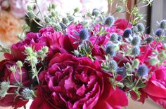 Notes from a Flower Farm: Peonies and Garden Roses | Garden Design#gallery-content#gallery-content