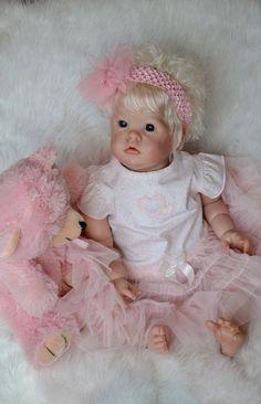 Sharlamae Reborn Baby Girl By Bonnie Brown by EllesBellesReborns