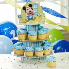 Hallmark Mickey's 1st Birthday Cupcake Holder by Hallmark. Save 36 Off!. $4.50. Party Supplies. Kids' Party Supplies. Hallmark Mickey's 1st Birthday Cupcake Holder