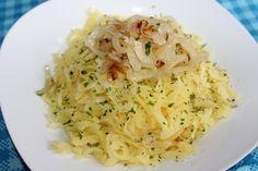 basische Kartoffel-Spätzles-Pfanne