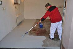 10 rád a odporúčaní pri natieraní betónovej podlahy v garáži