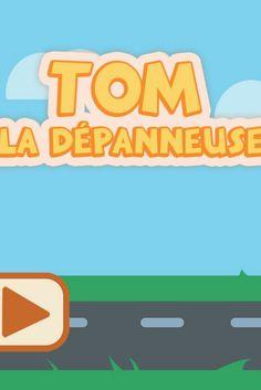 Tom la dépanneuse, une application chouette et rigolote pour les moins de 5 ans! http://app-enfant.fr/application/joue-avec-tom-la-depanneuse/