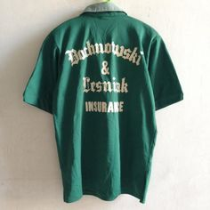 4ad30b5286c88 Hilton Bochnowski vintage bowling shirt size M  fashion  clothing  shoes   accessories