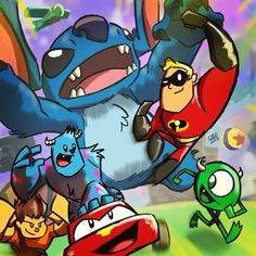 Disney Infinity Fan Art!