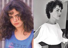 Transformação: os cabelos cacheados de Ana Paula Arósio