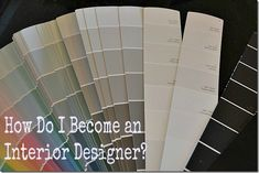 How to Become an Interior Designer part 3