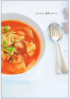 simple fish stew by jules:stonesoup, via Flickr