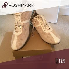 ColeHaan Air Bria Oxfords Great walking shoe with Nike Air Insole. Hardly worn, like brand new. Cole Haan Shoes Sneakers