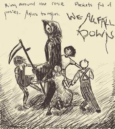 Creepy nursery rhymes - Rated R Nursery Rhymes Creepy Poems, Creepy Quotes, Creepy Nursery Rhymes, Dark Nursery, Rhyming Quotes, Daddy's Little Girl Quotes, Pomes, Dark Jokes, Rhymes For Kids