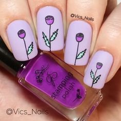 If you love roses, you might want some pretty ones on your nails 🌹 By @vics_nails Art D'ongles Pastel, Pastel Nails, Acrylic Nails, Cat Nail Art, Cat Nails, Nail Art Designs Images, Cool Nail Designs, Jolie Nail Art, Rose Nails