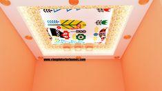 Simple False Ceiling Design, Bedroom False Ceiling Design, Design Bedroom, Bedroom Decor, Door Design, Designs, Modern Design, Frame, Ceilings