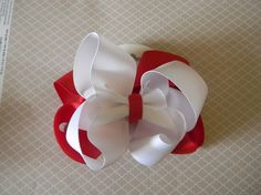 Red and White by camlisa on Etsy, $3.25