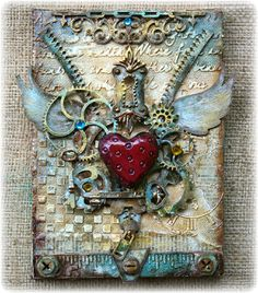 See our new post (Steampunk Style Mixed Media Canvas) which has been published on (Explore the World of Steampunk) Post Link (http://steampunkvapemod.com/steampunk-style-mixed-media-canvas/)  Please Like Us and follow us on Facebook @ https://www.facebook.com/steampunkcostume/