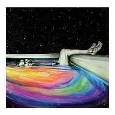 Image in Psychedelic Art collection by 𝕷𝖚𝖈𝖎𝖆 on We Heart It Arte Inspo, Kunst Inspo, Psychedelic Art, Dope Kunst, Indigo Children, Psy Art, Dope Art, Art Drawings, Art Photography