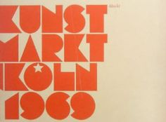 "<p>ART+COLOGNE+this+year+is+celebrating+its+50th+edition+since+its+founding+as+""Kunstmarkt+Köln""+(1967).+The+Zentralarchiv+des+Internationalen+Kunsthandels+is+presenting+a+comprehensive+anniversary+publication+of+more+than+400+pages+for+the+Fair.+It+reviews+the+diverse+and+multifaceted+history+of+the+International+Art+Market'year+by+year.+The+…</p>"
