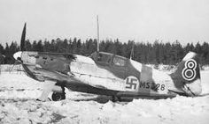 Image result for finnish morane saulnier 406 Luftwaffe, Ww2 Aircraft, Military Aircraft, Finnish Air Force, Old Warrior, Ww2 Pictures, Ww2 Planes, France, World War Two