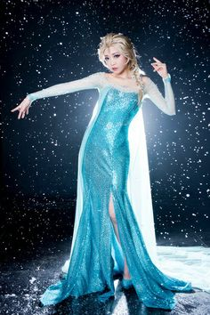 Elsa(FROZEN)