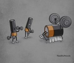 Power lifting on Threadless Funny Puns, Funny Art, Funny Cartoons, 9gag Funny, Funny Stuff, Ode An Die Freude, Funny Doodles, Funny Drawings, Spanish Humor