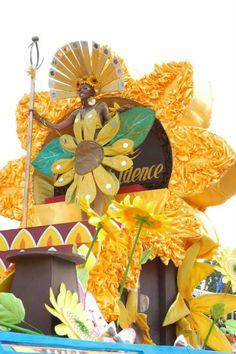 Carnaval Des Fleurs Haiti 2014