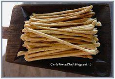 grissini fatti in casa / bread sticks  homemade