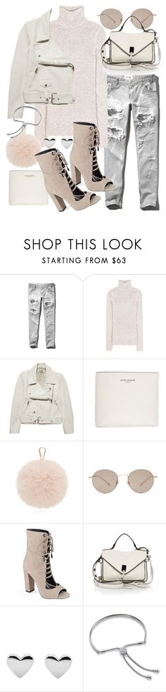 """Untitled #20551"" by florencia95 ❤ liked on Polyvore featuring Abercrombie & Fitch, Tom Ford, Acne Studios, Yves Saint Laurent, Furla, Gucci, Kendall + Kylie, Rebecca Minkoff and Monica Vinader"