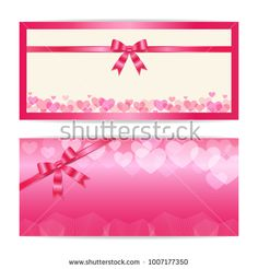 Cheerful And Colorful Gift Certificate Voucher Gift Card Or Cash