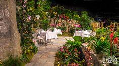 A Full List Of Every Show Garden And Garden Creator At The Northwest Flower U0026  Garden Show.
