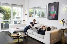 Anthony Burrill, Day Work, East London, The Duff, First Home, Living Area, Got Married, David, House