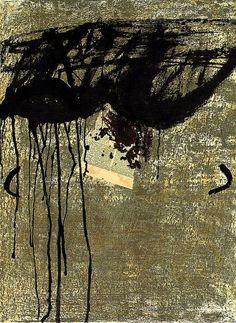ANTONI TÀPIES http://www.widewalls.ch/artist/antoni-tapies/  #contemporary  #art