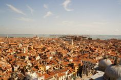 Как выглядит Венеция Сверху