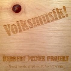 Volksmusik! Cover Bamboo Cutting Board, Cover, Friends, Musik, Projects