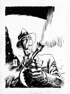 COMIC IS ART: JORDI BERNET Y TORPEDO 1936