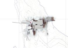 Smout Allen Architectural Design Research Practice Concept Models Architecture, Architecture Graphics, Architecture Drawings, Bartlett School Of Architecture, Architecture Student, Architecture Design, Smout Allen, Model Sketch, Arch Model