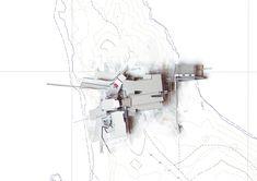 Smout Allen Architectural Design Research Practice Concept Models Architecture, Architecture Graphics, Architecture Drawings, Architecture Design, Architecture Student, Smout Allen, Bartlett School Of Architecture, Model Sketch, Arch Model