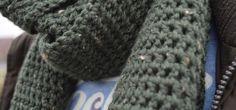 Herensjaal haakpatroon 26 November, Knitted Hats, Shawl, Crochet Patterns, Beanie, Knitting, Blog, Diy, Accessories