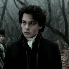 Sleepy Hollow with Johnny Depp as Ichabod Crane