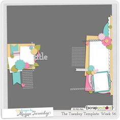 Monday's Guest Freebies ~ Designs by Megan Turnidge *** Join 2,140 people. Follow our Free Digital Scrapbook Board. New Freebies every day.