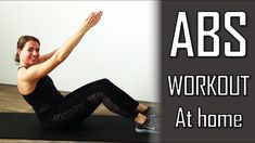 10 Minute Abs Workout At Home – Fun And Effective Abs Exercises with No ...