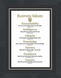 business values $15, very important to remember when we're prospering