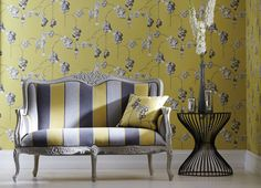 View our Harlequin Delphine Wallpaper Collection online with WallpaperSales Harlequin Wallpaper, Of Wallpaper, Harlequin Fabrics, Wallpaper Ideas, Grey And White Wallpaper, Stunning Wallpapers, Textiles, Living Room Inspiration, Decor Styles