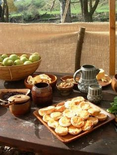Viking Food - Looking for the Evidence - Historical research by Jenny Baker