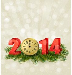 Happy New Year Design Template. by almoond Happy new year! New year design template. Fully editable, vector objects separated and grouped, no blends, gr Happy New Year Text, Happy New Year Background, Happy New Year 2014, Happy New Year Design, Christmas Background, Welcome To Christmas, Christmas Diy, New Year Pictures, New Years Eve Party