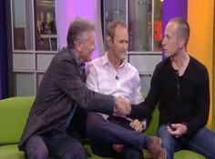 Palin, Armstrong and Flynn - BBC1 One Show (October 17, 2012)