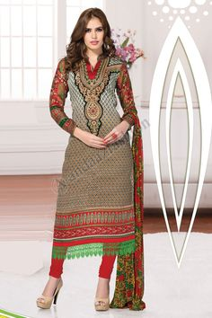Designer Punjabi Suits, Pakistani Designers, Punjabi Fashion, Churidar Suits, Salwar Kameez Online, Suit Fabric, Desi Clothes, Traditional Clothes, Types Of Dresses