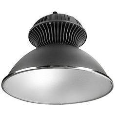 LE 55W LED High Bay Light, Super Bright Commercial Lighting, 150W HPS or MH Bulbs Equivalent, 4800lm, Waterproof, Daylight White - Save electricity bill. Replace 150W HPS (High Pressure Sodium) or MH (Metal Halide) bulb by 55W LED. Save over 60% on electricity bill of lighting. High efficiency. Output is over 4800lm. Efficiency is over 85lm/w Maintenance Free. Extremely long life reduces re-lamp frequency. Save labor cost to...